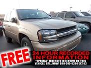 2007 Chevrolet TrailBlazer LS Stock#:D6739B