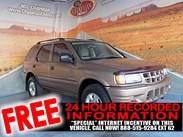 2002 Isuzu Rodeo LS Stock#:D6835A