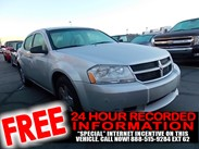 2008 Dodge Avenger SE Stock#:D7159C