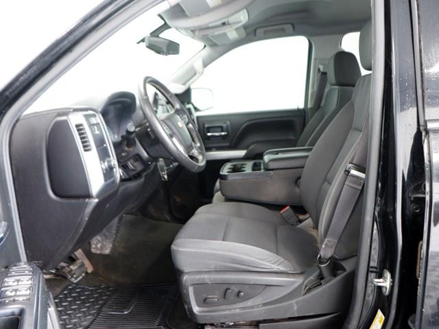2016 Chevrolet Silverado 1500 LT Crew Cab – Stock #194418A