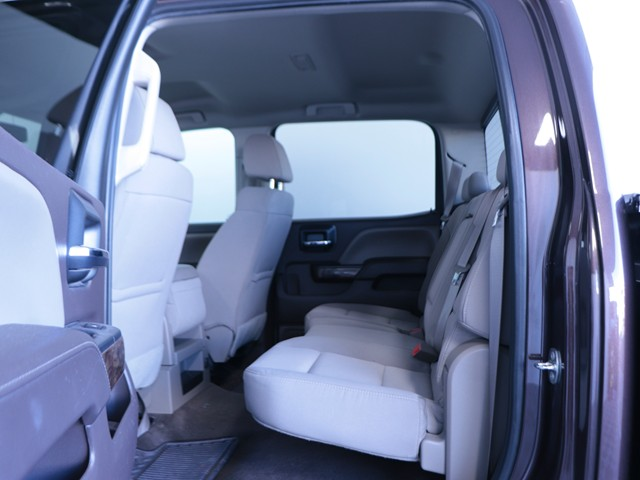 2016 Chevrolet Silverado 2500HD LT Crew Cab – Stock #194710A