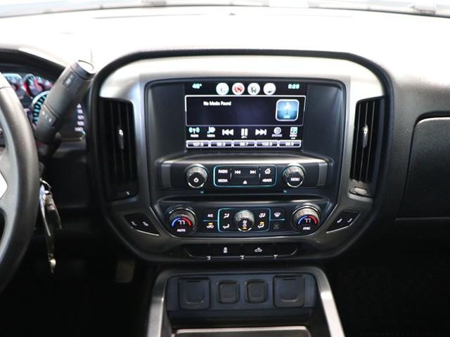 2017 Chevrolet Silverado 1500 LT Crew Cab – Stock #195395A