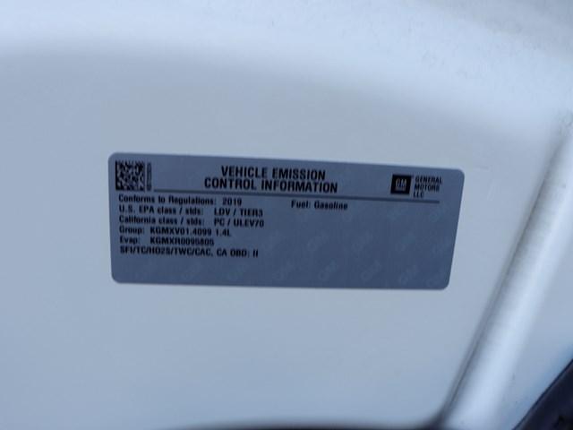 2019 Chevrolet Trax LT – Stock #201201A
