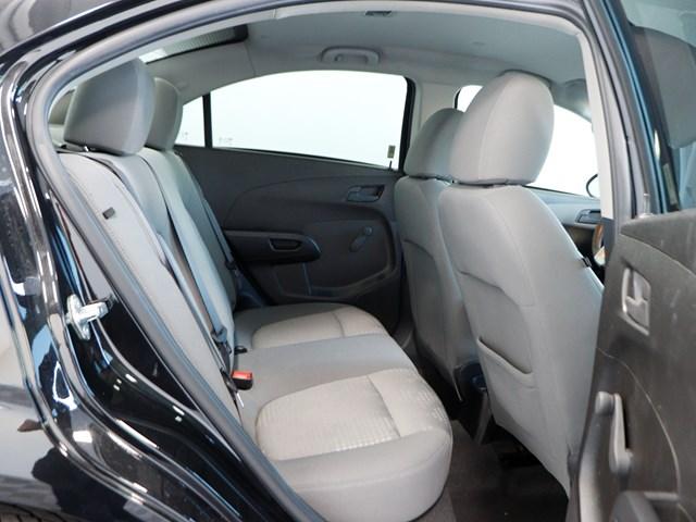 2017 Chevrolet Sonic LS – Stock #201229A