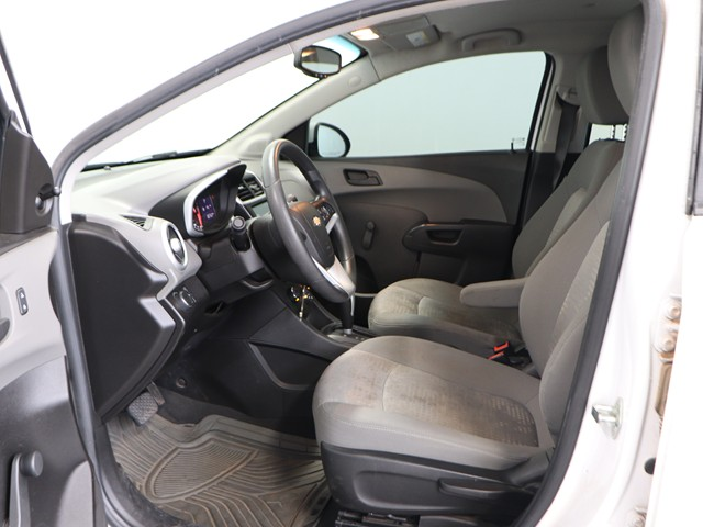 2017 Chevrolet Sonic LS – Stock #204065A