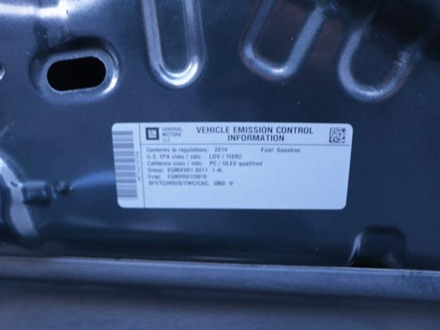 2014 Chevrolet Cruze LTZ – Stock #204222A