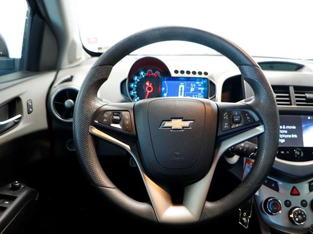 2015 Chevrolet Sonic LT Auto – Stock #204291A