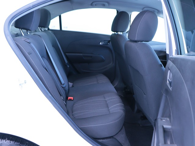 2017 Chevrolet Sonic LT – Stock #204301A