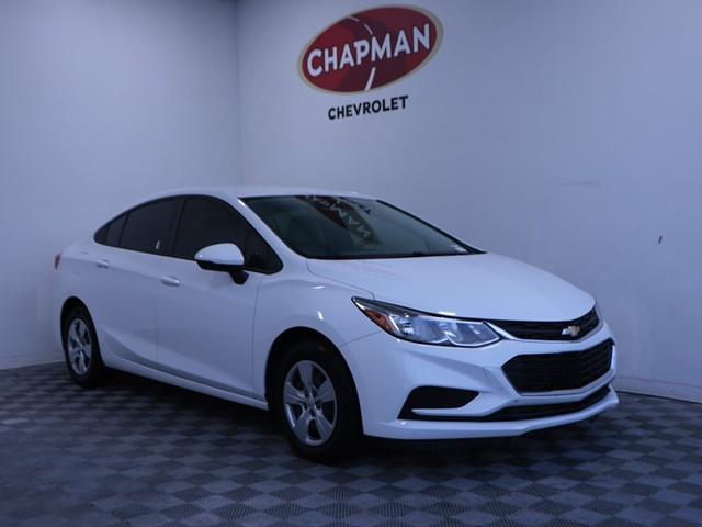 2017 Chevrolet Cruze LS – Stock #204318A