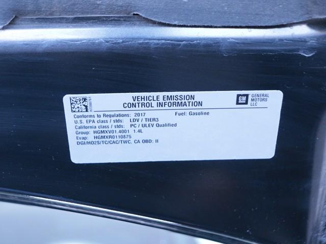 2017 Chevrolet Cruze LS – Stock #204475A