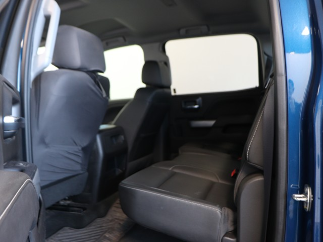 2017 Chevrolet Silverado 2500HD LTZ Crew Cab – Stock #204476A