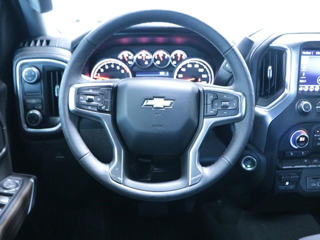 2019 Chevrolet Silverado 1500 LT Crew Cab – Stock #204569A