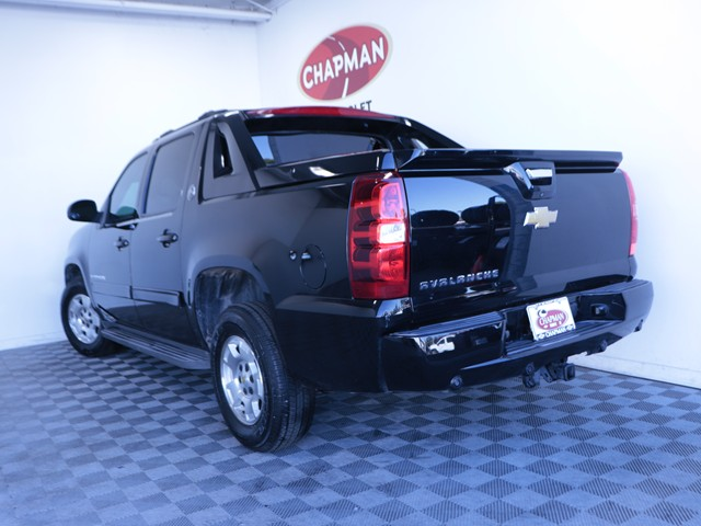 2013 Chevrolet Avalanche LS Black Diamond Crew Cab – Stock #204601A