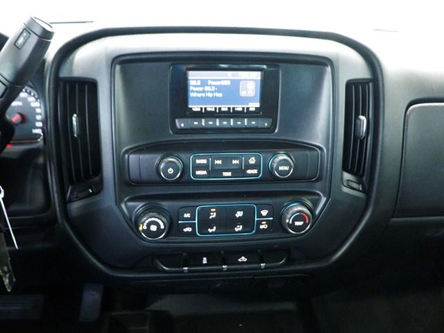 2015 Chevrolet Silverado 1500 Crew Cab – Stock #204607B