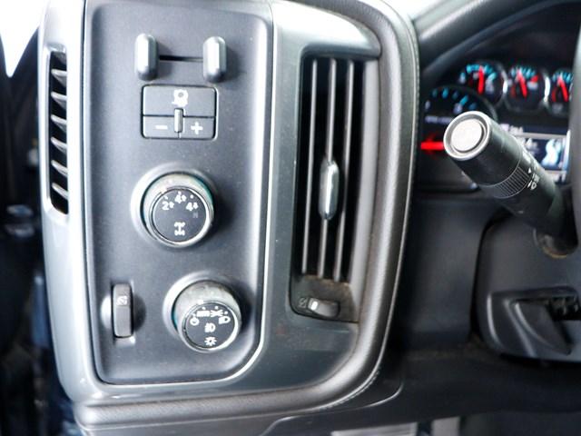 2015 Chevrolet Silverado 2500HD LTZ Crew Cab – Stock #204656A