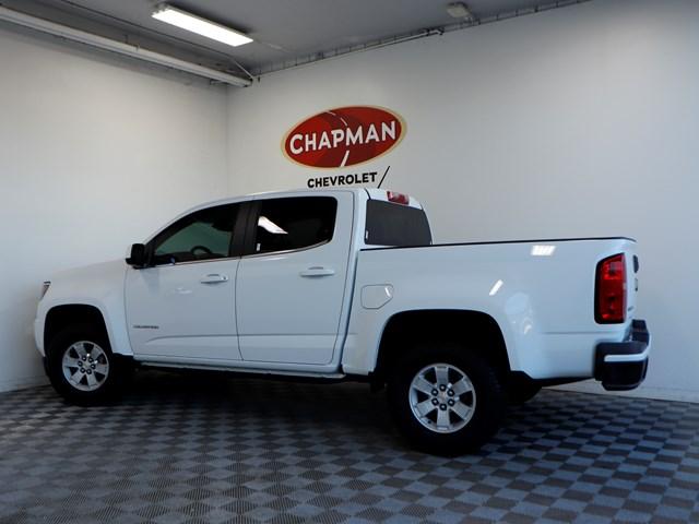 2019 Chevrolet Colorado Work Truck Crew Cab – Stock #204782A1