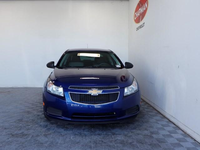 2012 Chevrolet Cruze LS – Stock #205103A