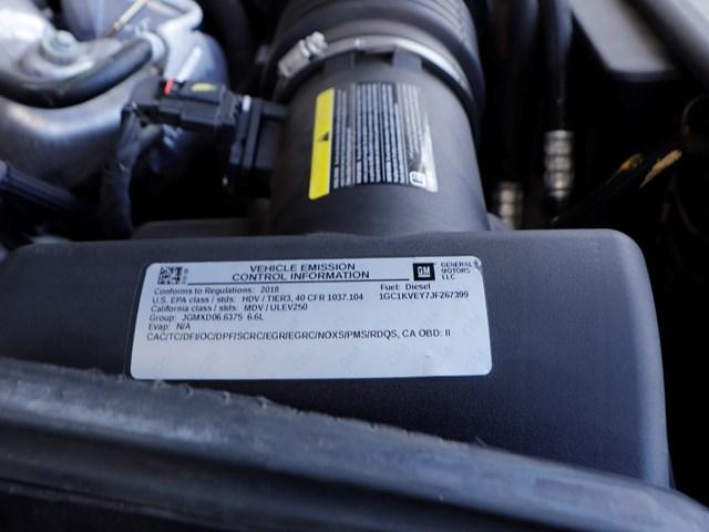 2018 Chevrolet Silverado 2500HD LT Crew Cab – Stock #205299A