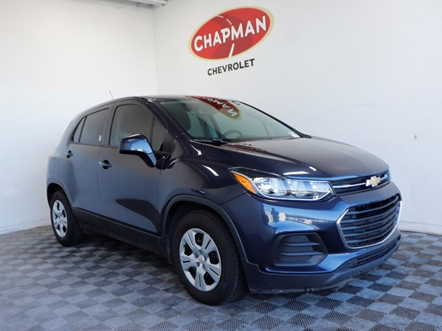 2018 Chevrolet Trax LS – Stock #205408A