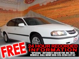View the 2000 Chevrolet Impala