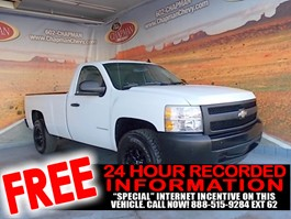 View the 2008 Chevrolet Silverado 1500