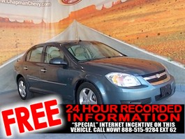 View the 2005 Chevrolet Cobalt