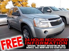 View the 2007 Chevrolet Equinox