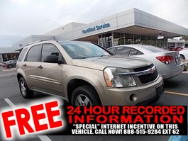 View the 2008 Chevrolet Equinox