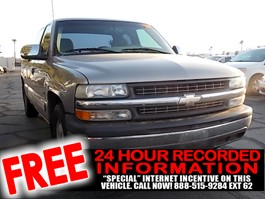View the 2001 Chevrolet Silverado 1500