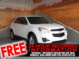 View the 2011 Chevrolet Equinox
