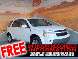 View the 2006 Chevrolet Equinox