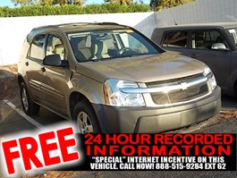 View the 2005 Chevrolet Equinox