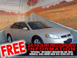 View the 2011 Chevrolet Impala