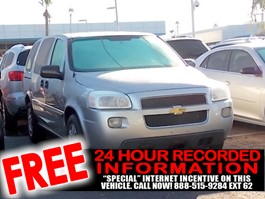 View the 2008 Chevrolet Uplander