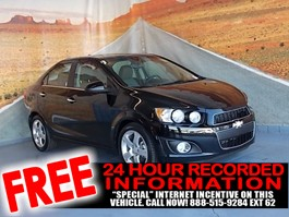 View the 2012 Chevrolet Sonic