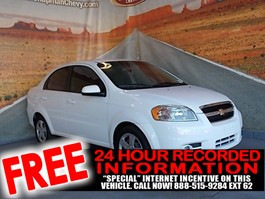 View the 2011 Chevrolet Aveo