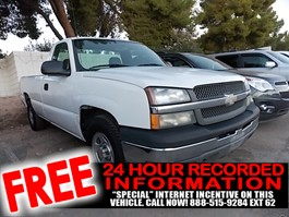 View the 2004 Chevrolet Silverado 1500