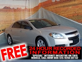 View the 2012 Chevrolet Malibu