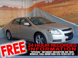 View the 2008 Chevrolet Malibu