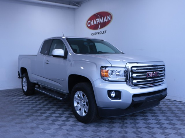 2017 GMC Canyon SLE Extended Cab – Stock #D9205A