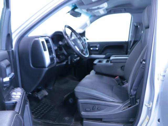 2017 Chevrolet Silverado 1500 LT Crew Cab – Stock #D9245A