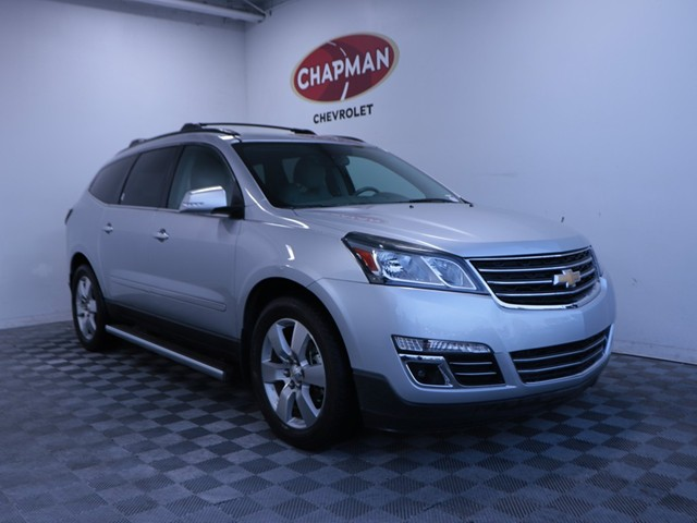 2015 Chevrolet Traverse LTZ – Stock #D9249A