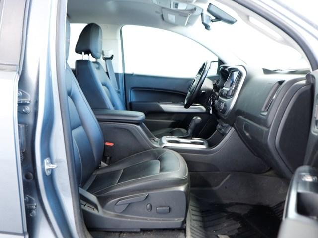 2019 Chevrolet Colorado ZR2 Crew Cab – Stock #D9303A1