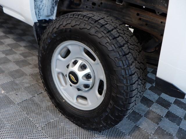 2016 Chevrolet Silverado 2500HD Extended Cab – Stock #D9438A3