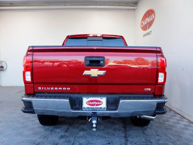 2018 Chevrolet Silverado 1500 LTZ Extended Cab – Stock #D9481A