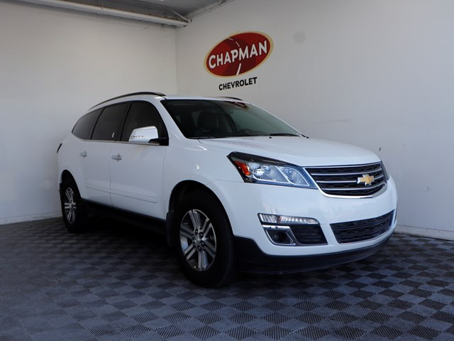 2016 Chevrolet Traverse LT – Stock #D9498A