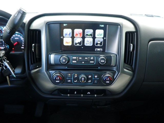 2018 Chevrolet Silverado 1500 LT Crew Cab – Stock #D9510A