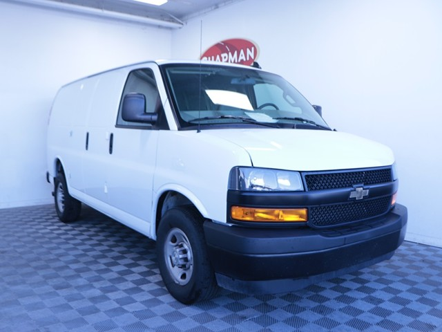 2019 Chevrolet Express Cargo 2500 – Stock #Z4958