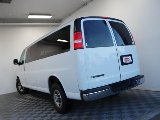2018 Chevrolet Express Passenger LT 3500 – Stock #Z4968