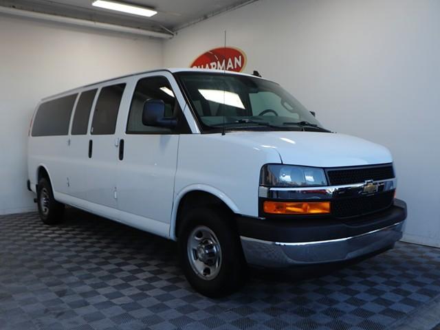 2019 Chevrolet Express Passenger LT 3500 – Stock #Z4969